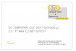 C, S & D Computer Sales And Distribution Gmbh